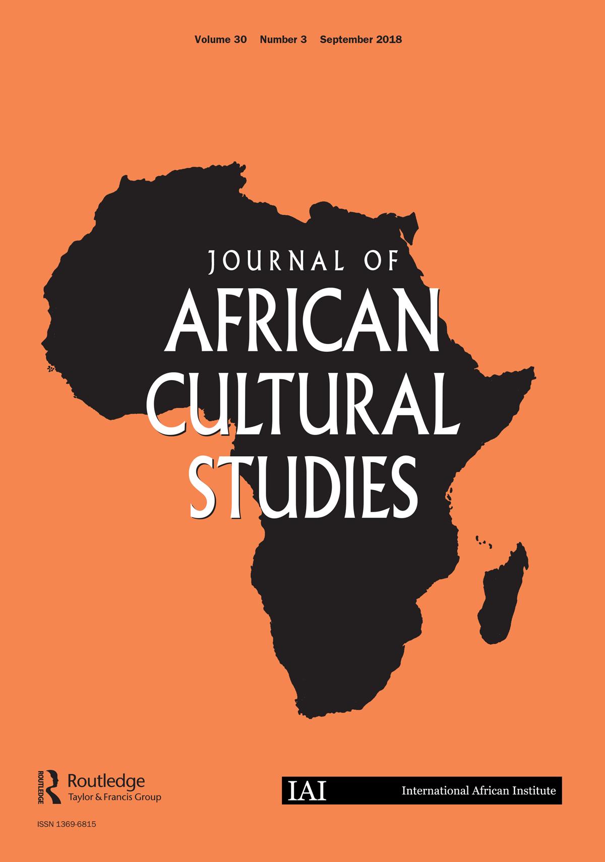 Journal of African Cultural Studies